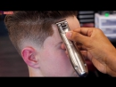 HAIRCUT TUTORIAL_ MENS COMBOVER _ BLOW DRY  STYLE