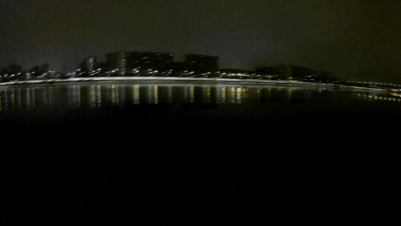 Бессонная ночь на Москва-реке