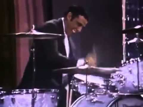 Buddy Rich v Louie Bellson Tonight Show 1969