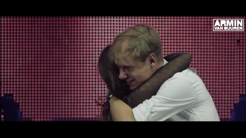Laura Jansen Use Somebody Armin van Buuren Remix @ARMIN ONLY Intense LIVE
