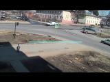 ДТП, Саров, перекресток ул.Зернова-ул.Садовая, 9 апреля 2018