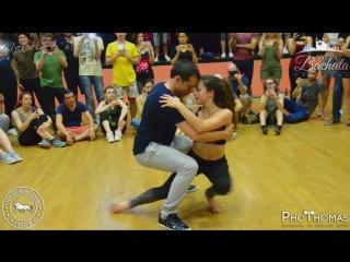 Marcelo y Belen @ Lyon Bachata Festival 2018