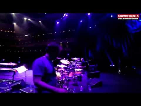 Gary Husband - Ranjit Barot - John McLaughlin - Etienne MBappe: Soundcheck