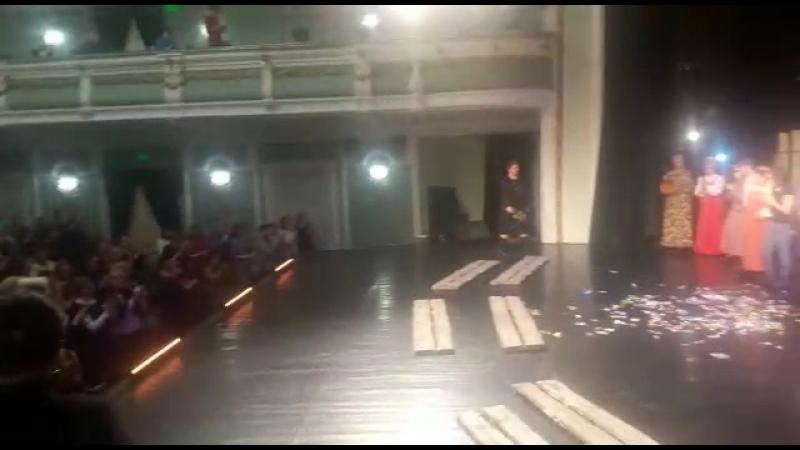Казанда Әлмәт татар дәүләт драма театры гастрольләре ачылды