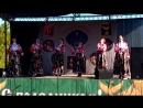 Выступление на Крестовоздвиженской ярмарке, Палех.