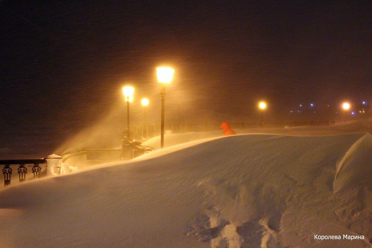 Администрация Таганрога: до конца недели в городе будут сохраняться сложные погодные условия