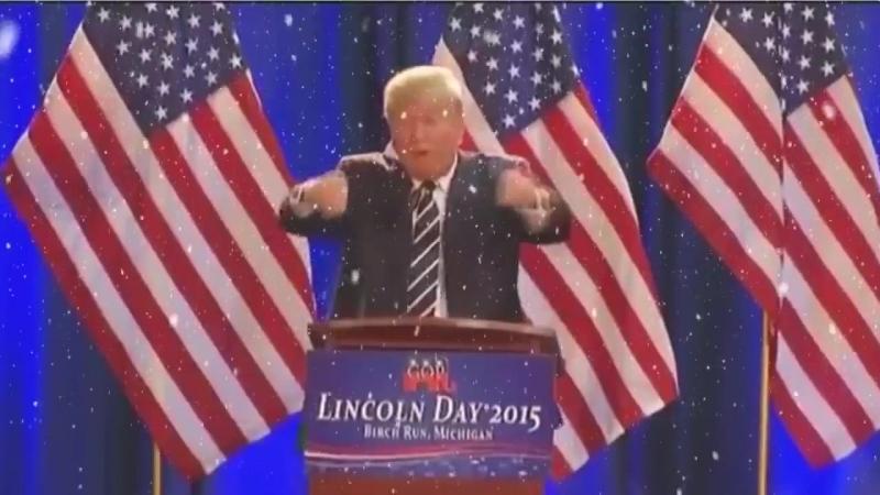 BIG SHAQ ft.Donald Trump-Jingle Bells-remix