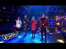 Łyczkowski, Kapłon, Gałuszewska, Szczygieł - The Star - Live 4 - The Voice of Poland 8