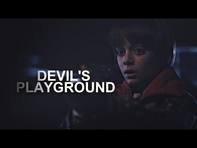 Multifandom | Devil's Playground [B-DAY COLLAB]