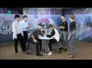 [160905 HEYO TV] B.A.P _ Arm Wrestling!