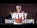 Wavey Bonus Groups CliQ feat Alika Brian Friedman Choreography TMillyTV