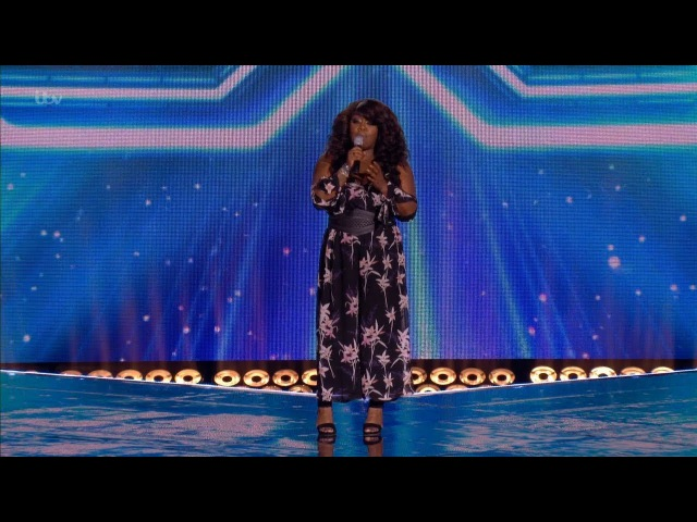 The X Factor UK 2017 Berget Lewis Six Chair Challenge Full Clip S14E13