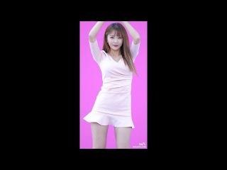 171015 홍진영 '따르릉 (여자 Ver.)' 4K 직캠 @핑크런 서울 4K Fancam by -wA-
