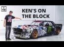 What is Ken Block's Pre-Race Ritual – SEMA 2017