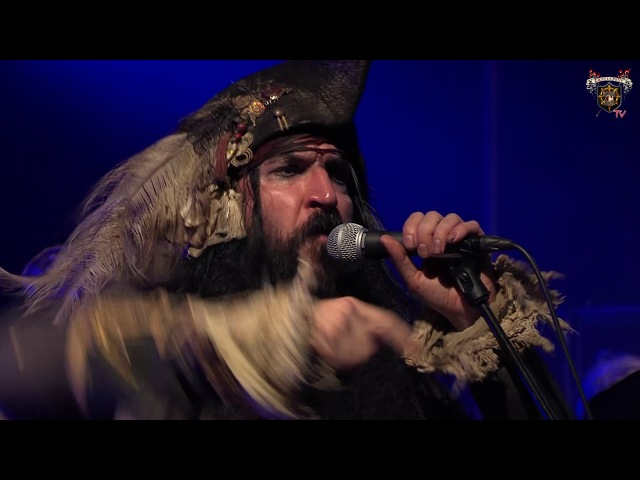Ye Banished Privateers - Ship is Sinking down @ Castlefest 2017
