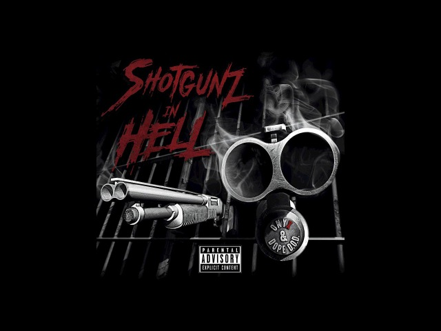 Onyx Dope D.O.D. | Shotgunz In Hell | (2017)