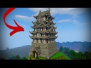 Minecraft Japanese Castle Tutorial