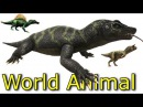 Jurassic World Animal Planet Dinosaurs Megalania Learning Video for Kids Learn Dino Name Part 2