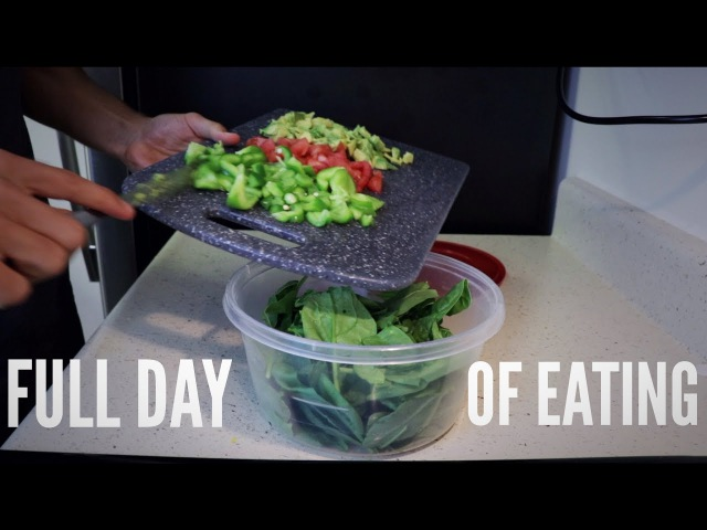 Full Day of Eating | Professional Footballer's Meal Plan