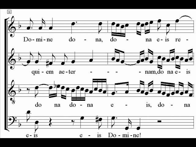 Mozart Requiem Introit Kyrie Herreweghe