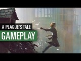 A Plague Tale Innocence - Gameplay aus einer Mission revised