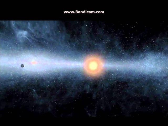 Exoplanets Tatooine (Kepler 16b)