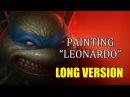 Speedpainting Leonardo LONG VERSION