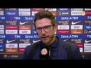 Интервью Ди Франческо после игры против Сампдории (IT) / AS Roma