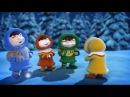 Новогоднее приключение! Зимние Забавы! Полная версия.
