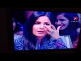 Star+ Dance champions  Salman Khan  Katrina Kaif cry  Tiger Zinda Hai  Tere naam  Sushan Khatri