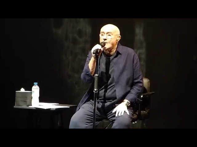 Phil Collins - Against All Odds - 06/04/2017 - Live at the Royal Albert Hall, London