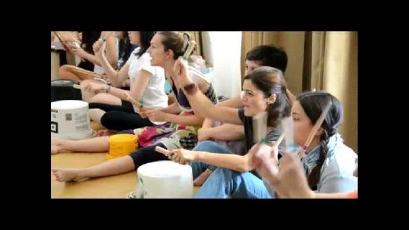 Orff Summer Course Pomaz 2014 4 Judith Hirsch