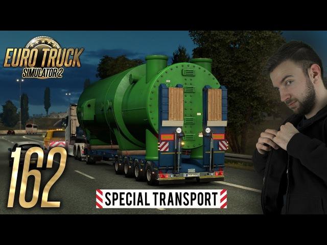 SPECIAL TRANSPORT DLC | Euro Truck Simulator 2 162