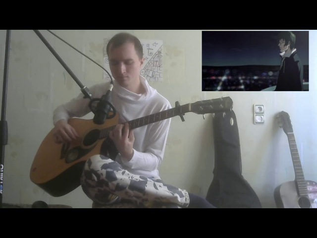 Devil May Cry (Takeshi Hama) - Pain (Acoustic guitar version, Denis Krasnoperov)