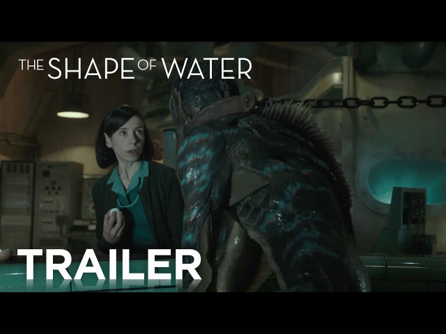 THE SHAPE OF WATER Red Band Trailer FOX Searchlight
