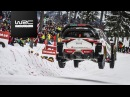 WRC - Rally Sweden 2018 Highlights Stages 9-11