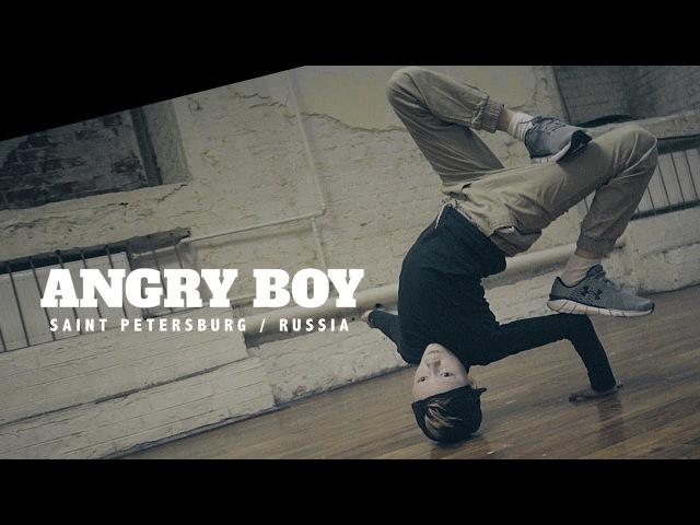 Angry Boy (Saint Petersburg/Russia)