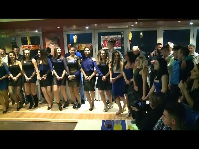 Tamarin 18-ti rodjendan punoletstvo - Mokranjac Bec igra koreografiju