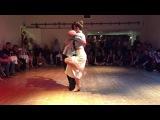 Cecilia Garcia &amp Serkan Gokcesu (Oslo Tango 2017) 14 Todo Corazon