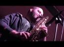 Николай Моисеенко - Соло на саксофоне. Концерт Nikolay Moiseenko Quintet в Hidden bar 05.02.2018