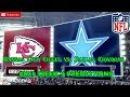 Kansas City Chiefs vs. Dallas Cowboys | #NFL WEEK 9 | Predictions Madden 18