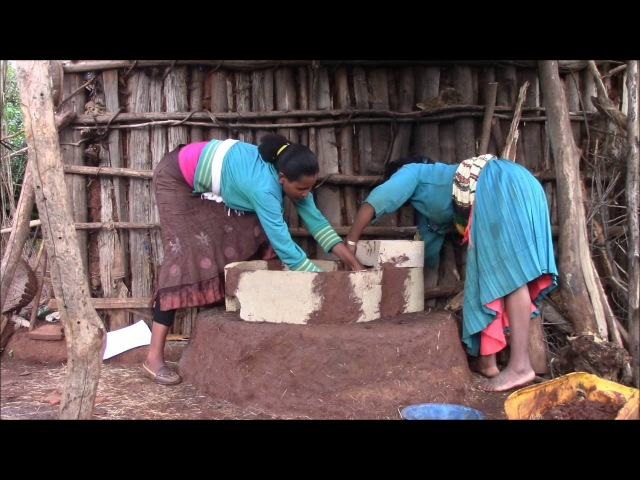 Deber Elias_Mirt stove (Backing Injera) installation and benefits