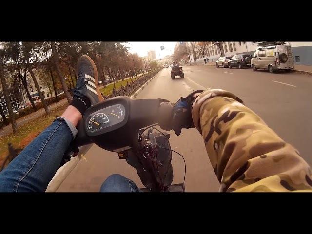 FZM VRN/Стант по городу/Стантовая пушка
