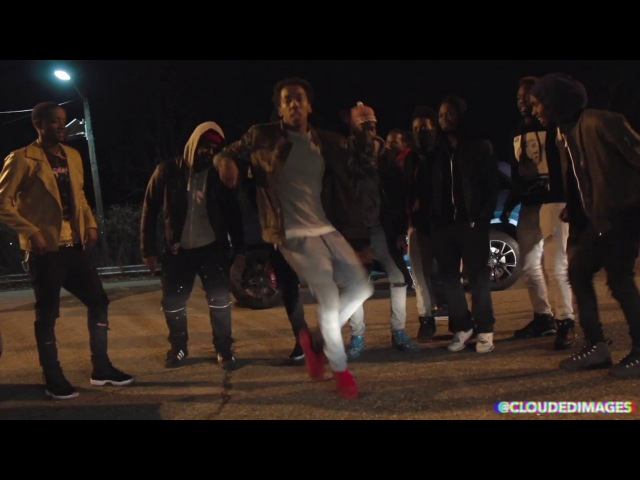 TeamLilMan x SluttyBoyz Dance Cypher 2017 Jersey Club Remix @CloudedImages