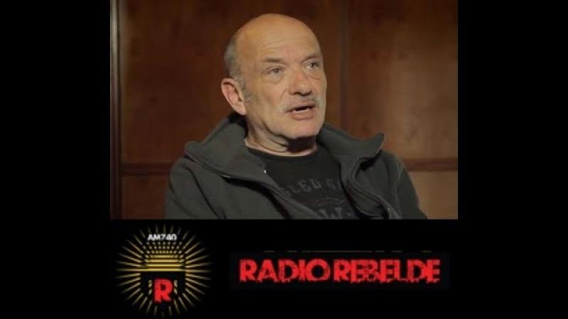 Ricardo Ragendorfer Un asesinato de esta magnitud, genere indiferencia del público y apoyo...