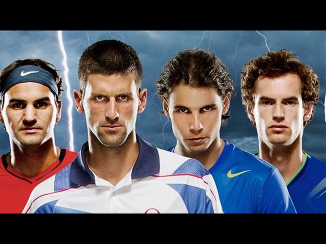 BIG 4 - Best Rallies Ever in Tennis (HD)