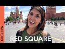MOSCOW: Red Square, Kremlin, and Lenin Mausoleum (Vlog 1)