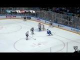 Моменты из матчей КХЛ сезона 16/17 • Удаление. Брендан Шиннимин (Барыс) отправился в штрафной бокс за подножку 05.02