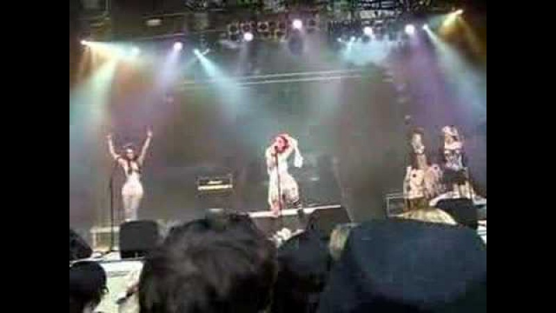Emilie Autumn @ WGT 2007 - Dead is the New Alive