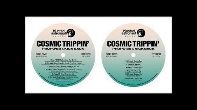 Propo'88 Crunch Time Instrumental